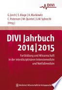 DIVI Jahrbuch 2014 2015