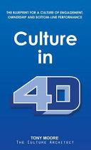 Culture in 4D