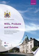 Wills, Probate And Estates : in the area of wills,...