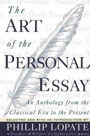 The Art of the Personal Essay And The Peculiarities Of Daily Life