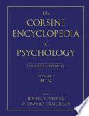 The Corsini Encyclopedia Of Psychology book