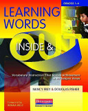 Learning Words Inside and Out