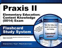 Praxis II Elementary Education  Content Knowledge  5014  Exam Flashcard Study System