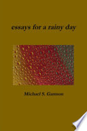 essays for a rainy day
