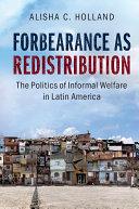 Forbearance as Redistribution