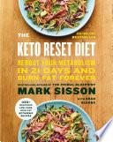 The Keto Reset Diet Book PDF