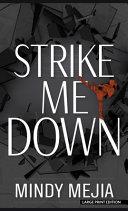 Book Strike Me Down