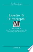 Experten für Humankapital