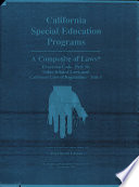 California Special Education Programs