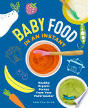 Baby Food in an Instant Book PDF
