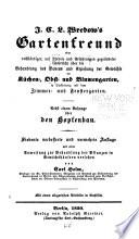 J.C.L. Wredow's Gartenfreund ...