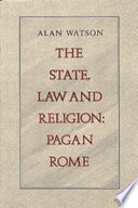 The State, Law, and Religion
