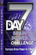 7 Day Brain Power Challenge