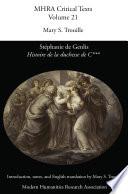 Histoire de La Duchesse de C***', by Stephanie de Genlis