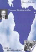 Therese Münsterteicher