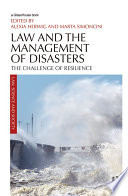 Law and the Management of Disasters
