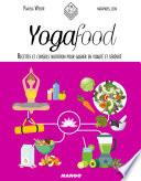 illustration Yoga Food