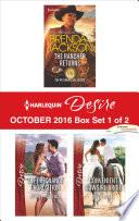 Harlequin Desire October 2016   Box Set 1 of 2