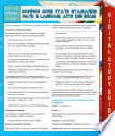 Common Core State Standards  Math And Language Arts 2nd Grade