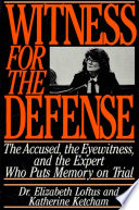 Witness For The Defense book