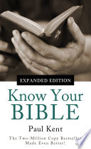 Know Your Bible  Expanded Edition