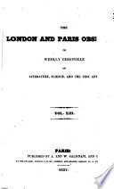 The London and Paris Observer