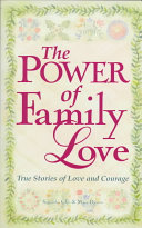 The Power of Family Love Family They Asked Friends And