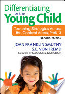 Differentiating for the Young Child