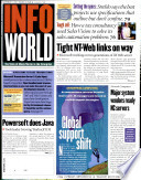 InfoWorld Segmented Into Channels And Topic Centers Infoworld Also