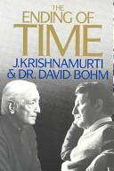 Ebook The Ending of Time Epub Jiddu Krishnamurti Apps Read Mobile