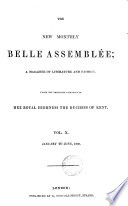 The New monthly belle assembl  e