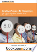 Employer s guide to Recruitment