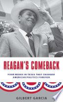 Reagan s Comeback
