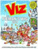 Viz Annual 2019 the Pieman s Wig