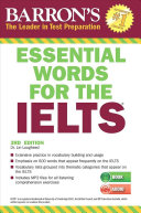 Essential Words for the IELTS with MP3 CD  3rd Edition