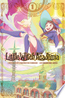 Little Witch Academia, Vol. 1 (manga) : words changed young atsuko