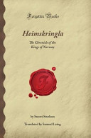 Heimskringla  The Chronicle of the Kings of Norway