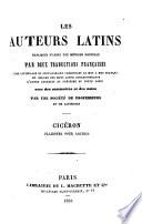 Cic  ron  Plaidoyer pour Archias   Expliqu   litt  ralement  traduit en fran  ais et annot   par M  Chanselle