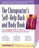 The Chiropractor S Self Help Back And Body Book