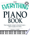 The Everything Piano Book with CD