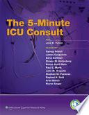 The 5-Minute ICU Consult