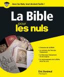 Book La Bible Pour les Nuls