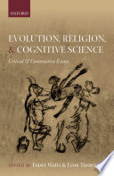 Evolution  Religion  and Cognitive Science