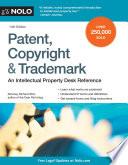 Patent, Copyright & Trademark