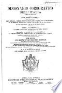 Dizionario corografico dellItalia