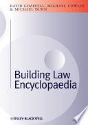 Building Law Encyclopaedia