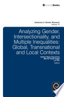 Analyzing Gender  Intersectionality  and Multiple Inequalities