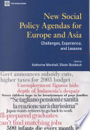 New Social Policy Agendas for Europe and Asia