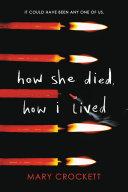 download ebook how she died, how i lived pdf epub