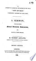 An Attempt to Ascertain the Import of the Title